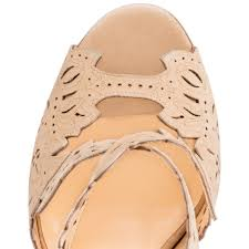 christian louboutin decoupadiva suede louboutin sandals