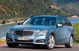 2009 mercedes e350 wagon mercedes e class estate car wagon 2009 2013 reviews technical