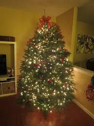 Christmas Livingroom by Christmas Tree U2013 La Vie De Brie