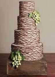 chocolate buttercream wedding cake ideas wedding cakes