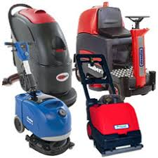 floor care machines scrubbers burnishers sweepers commercial