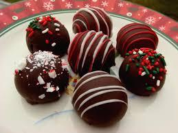 twelve days of christmas cookies oreo truffles no empty chairs