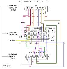 2000 jeep wrangler stereo wiring diagram wiring diagram