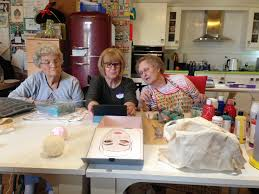 Easter Egg Decorating For The Elderly by Easter Egg Decorations Signature Care Homes