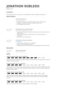 Moving Resume Sample by Community Service Resume Samples Visualcv Resume Samples Database