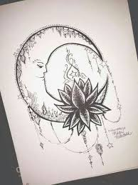 16 best lotus images on pinterest feminine tattoos flower and black