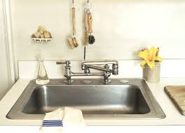 chicago faucets kitchen rehab diary a mini kitchen makeover miele included diy matrix