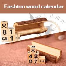 popular perpetual calendar wood buy cheap perpetual calendar wood