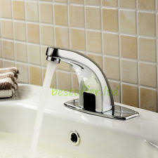 Touchless Bathroom Faucets by Touchless Faucet Ebay