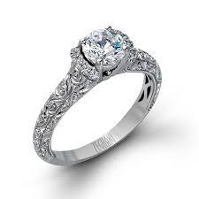 Italian Wedding Rings by Engagement Rings Zeghani