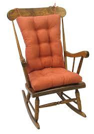 leather rocking chair cushions basics rocking chair cushion