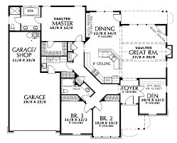 home plans and more springfall craftsman ranch home plan 011d 0013 house plans and more