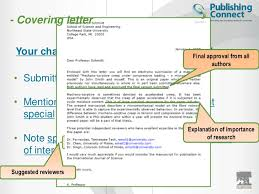 cover letter for article awesome cover letter for submitting paper to journal 27 for best
