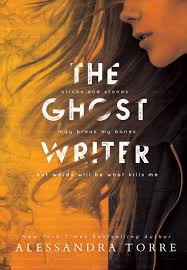 The Ghost Writer by The Ghostwriter U2014 Alessandra Torre
