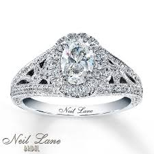neil pear shaped engagement ring neil engagement ring 1 1 2 ct tw diamonds 14k white gold