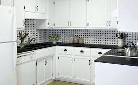 Grey Kitchen Backsplash Black And White Kitchen Backsplash U2013 Subscribed Me