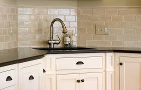 white kitchen tile backsplash ideas white kitchen cabinets travertine backslash tile kitchen new