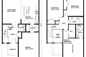 simple 2 story house plans wonderful simple two story house plans images best idea home