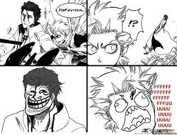 Troll Face Know Your Meme - bleach aizen trollface trollface coolface problem know