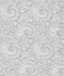 Fabric Shabby Chic by Shabby Chic Gray Floral By P Textiles Wfl0754ws Beautiful Work