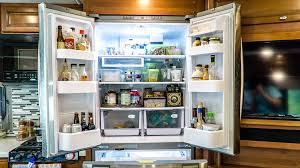 Grid Switches For Kitchen Appliances - rv residential refrigerator how much power does it use