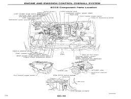 nissan armada evap vent control valve ka24de emissions shenanigans nissan forum nissan forums