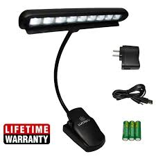 music stand light reviews best rated in music stand lights helpful customer reviews amazon com