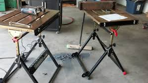 harbor freight welding table strong hand nomad welding table ts3020fk