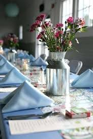 table decoration ideas for parties table decorating ideas for dinner parties country western theme