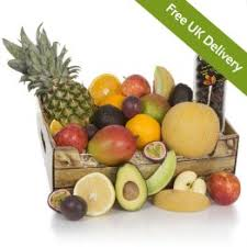 tropical fruit delivery luxury fruit gift hers free uk delivery fresh fruit baskets