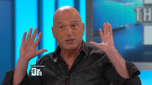howie mandel opens up about his germophobia