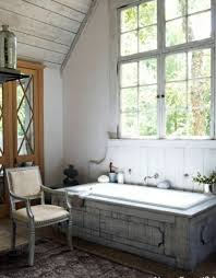 35 rustic bathroom design ideas rural barn interior
