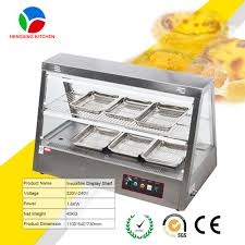 Kitchen Cabinet Display Sale by Glass Food Display Chicken Warmer Cabinet Food Heater Showcase For
