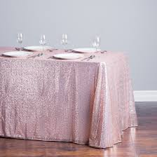 baby shower tablecloth blush sequence table cloth tablecloth