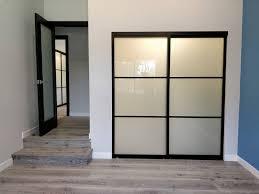 Closet Glass Door Office Closet Doors Sliding Glass Doors Room Dividers Los