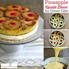 classic pineapple upside down ice cream cake recipe