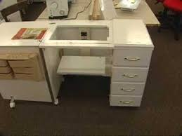 used sewing machine cabinet sewing machine cabinets bernina stylish fabrics youtube