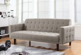 sofa taupe sofa bed taupe chenille fabric