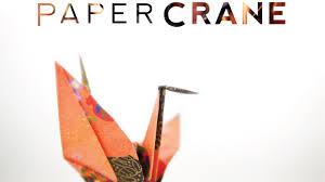paper crane a liberating short film by christine sciortino