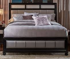 Queen Bed Frames For Sale In Cairns Barzini Black Queen Platform Bed From Coaster Coleman Furniture