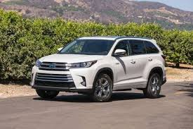 toyota highlander towing 2017 toyota highlander hybrid towing capacity specs view