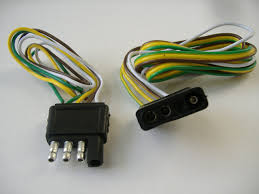 trailer connection cr4 thread wiring harness conversion u s to