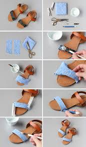 diy designs 19 interesting diy footwear designs style motivation