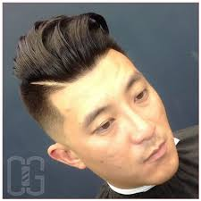 Mens Hairstyles Long On Top Shaved Sides by New Hairstyles Also Long Slick Back With Shaved Sides U2013 All In Men