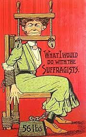 vintage postcards document the propaganda against s