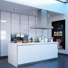 ilot cuisine blanc ilot cuisine design en image centrale desig newsindo co
