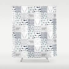 camper shower curtains society6