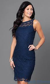 blue lace dress sleeveless day to navy blue lace dress