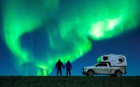 Northern Lights Credit Union Boyfriend Surprises Partner With Spectacular Proposal Under The
