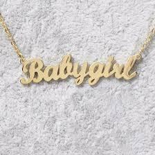 customized necklace customized necklace region style